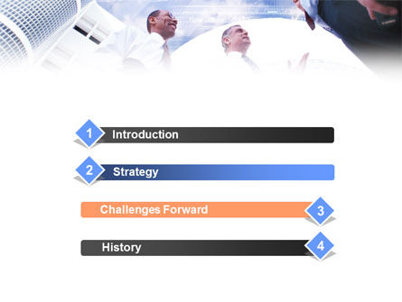 Business Men PowerPoint Template Slide 3