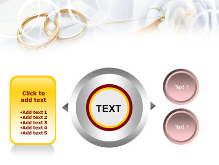 Engagement Rings PowerPoint Template Slide 12