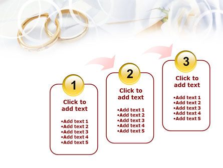Engagement Rings PowerPoint Template Slide 14