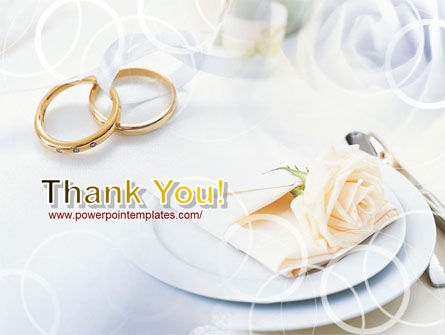 Engagement Rings PowerPoint Template Slide 20