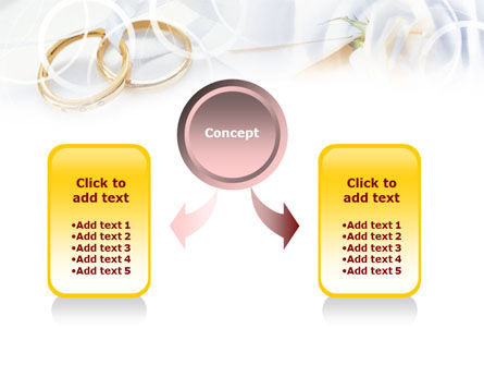 Engagement Rings PowerPoint Template Slide 4