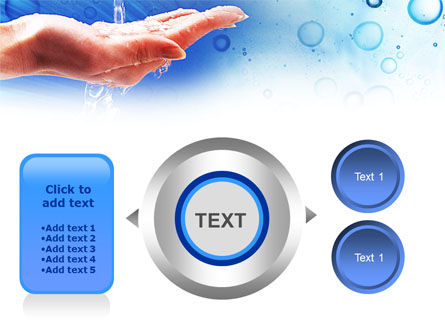 Tap Water PowerPoint Template Slide 12