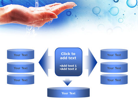 Tap Water PowerPoint Template Slide 13