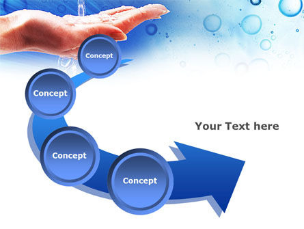 Tap Water PowerPoint Template Slide 6