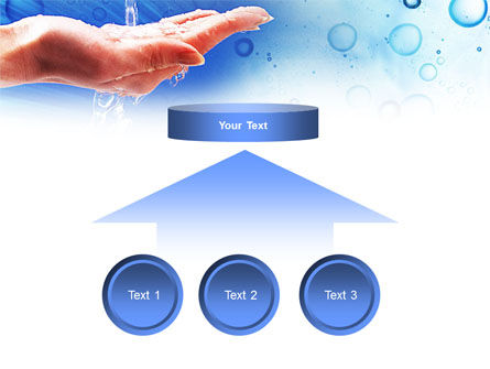 Tap Water PowerPoint Template Slide 8
