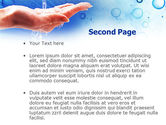 Tap Water PowerPoint Template#2