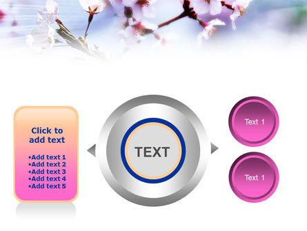 Blooming Tree PowerPoint Template Slide 12