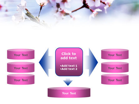 Blooming Tree PowerPoint Template Slide 13
