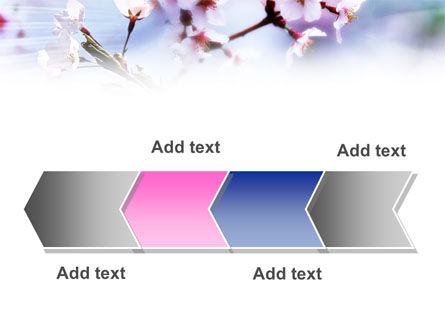Blooming Tree PowerPoint Template Slide 16