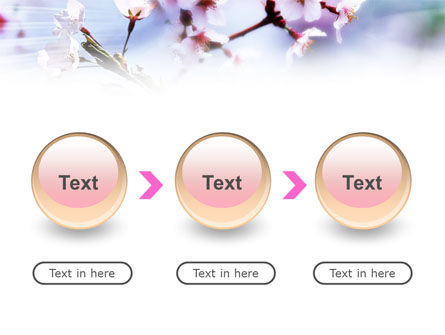 Blooming Tree PowerPoint Template Slide 5