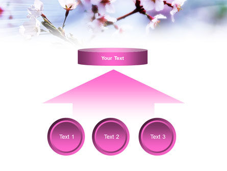 Blooming Tree PowerPoint Template Slide 8