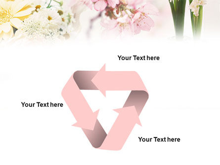 Flower Decoration PowerPoint Template Slide 10