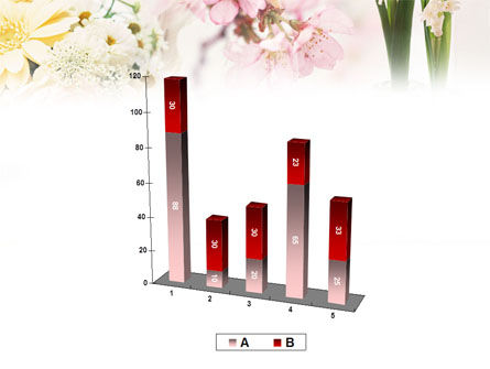 Flower Decoration PowerPoint Template Slide 17