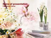 Careers/Industry: Bloem Decoratie PowerPoint Template #01199