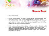 Flower Decoration Services PowerPoint Template#2