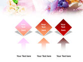 Flower Decoration Services PowerPoint Template#5