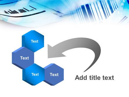 Bar Code PowerPoint Template Slide 11