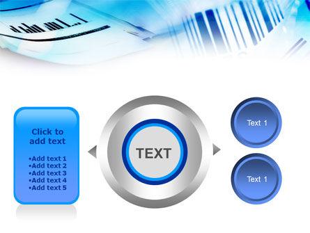 Bar Code PowerPoint Template Slide 12