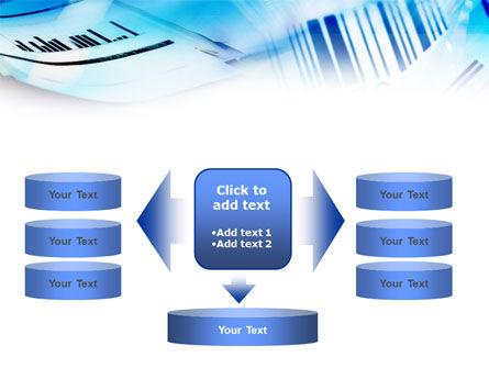 Bar Code PowerPoint Template Slide 13