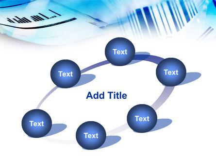 Bar Code PowerPoint Template Slide 14