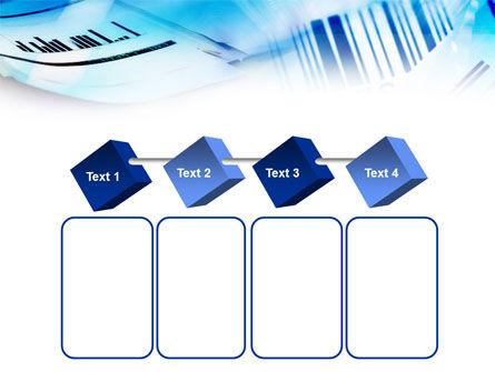 Bar Code PowerPoint Template Slide 18