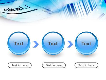 Bar Code PowerPoint Template Slide 5