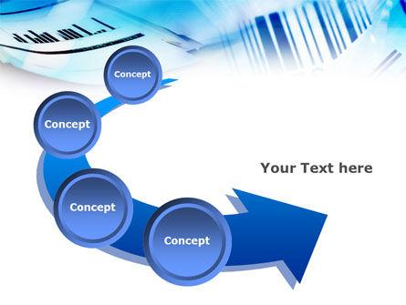Bar Code PowerPoint Template Slide 6