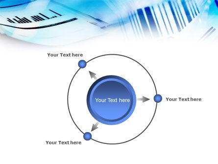 Bar Code PowerPoint Template Slide 7