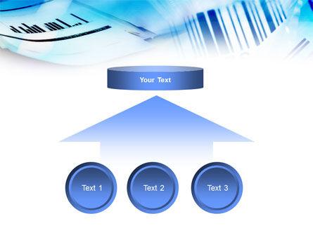 Bar Code PowerPoint Template Slide 8