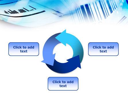 Bar Code PowerPoint Template Slide 9