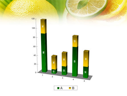Free Sliced Lemon PowerPoint Template Slide 17