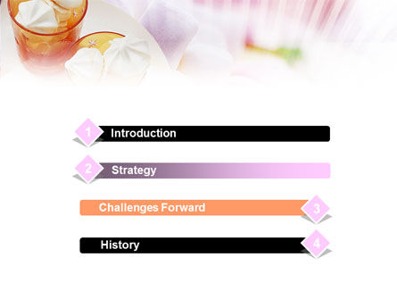 Free Marshmallow PowerPoint Template Slide 3