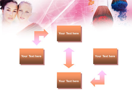 Makeup Lessons PowerPoint Template Slide 4