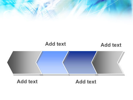 Blue Movie Strip PowerPoint Template Slide 16