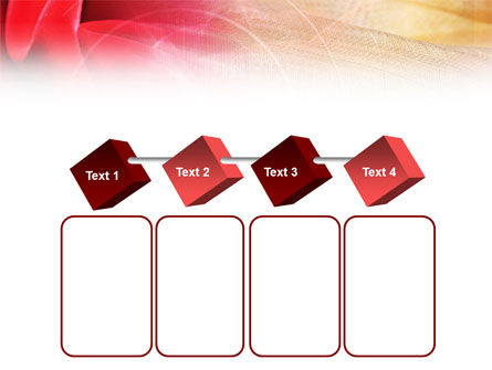 Red Cloth PowerPoint Template Slide 18