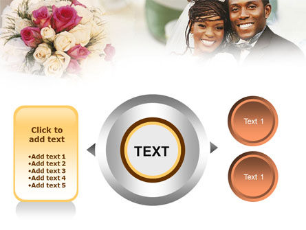 Wedding Theme PowerPoint Template Slide 12