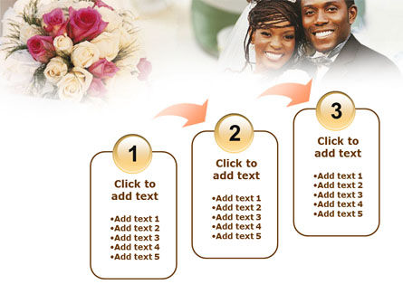 Wedding Theme PowerPoint Template Slide 14