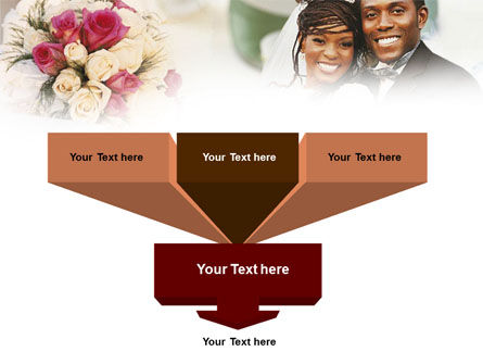 Wedding Theme PowerPoint Template Slide 3