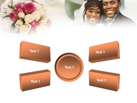 Wedding Theme PowerPoint Template Slide 6