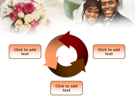 Wedding Theme PowerPoint Template Slide 9