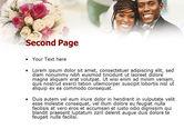 Wedding Theme PowerPoint Template#2