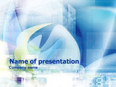 Technology and Science: Technological Theme PowerPoint Template #01220