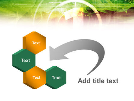 Green and Red PowerPoint Template Slide 11