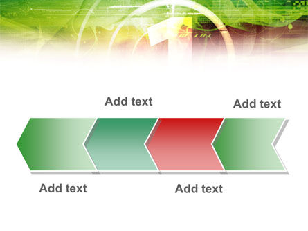 Green and Red PowerPoint Template Slide 16
