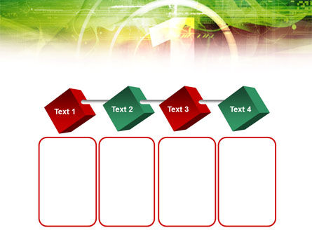 Green and Red PowerPoint Template Slide 18