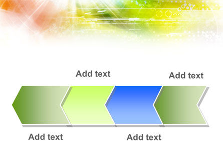Colorful Technological Collage PowerPoint Template Slide 16