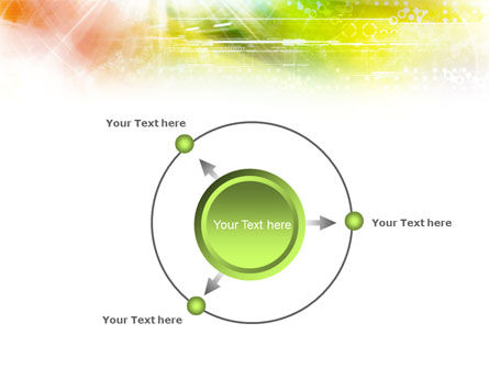 Colorful Technological Collage PowerPoint Template Slide 7