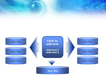 Web Theme PowerPoint Template Slide 13