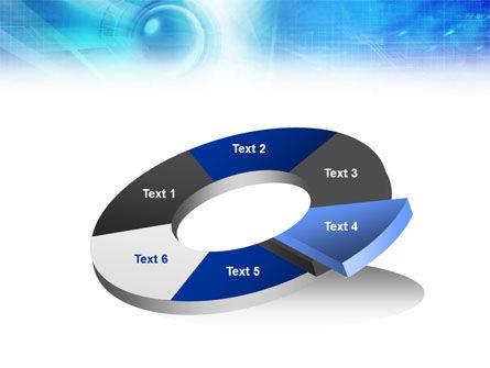 Web Theme PowerPoint Template Slide 19