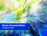 Careers/Industry: Enter the Technology PowerPoint Template #01230